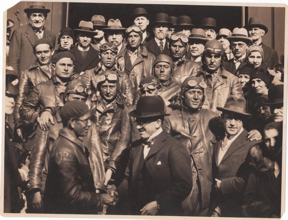 Maccabiah Riders 1931